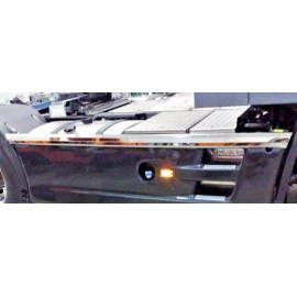 KIT PROFILI SUPERIORI INOX CARENE DAF XF 105